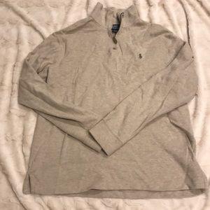 Polo Ralph Lauren 1/4 zip size L